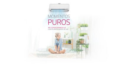 LG AIR PURIFIER - Ar condicionado e purificador de ar